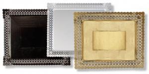 Safata blonda Aries 31x39 negra C.100